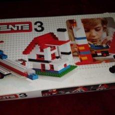 Juegos construcción - Tente: CAJA TENTE 3. Lote 124285308