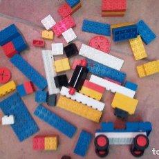 Juegos construcción - Tente: LOTE DE PIEZAS TENTE. Lote 124587595