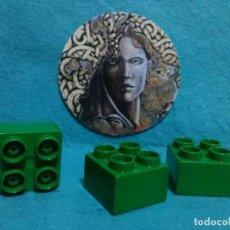 Juegos construcción - Tente: 3 PIEZAS - CUBOS TENTE ... 3 X 3 CENTIMETROS.. Lote 124663791