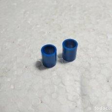 Juegos construcción - Tente: AZUL TUBO - TENTE (2 UNIDADES). Lote 126049043