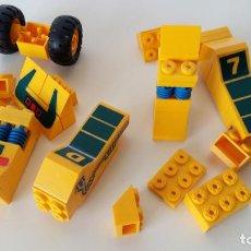 Juegos construcción - Tente: LOTE DE PIEZAS TENTE ROBLOCK 0760. Lote 126135431