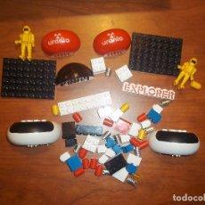 Juegos construcción - Tente: TENTE LOTE DE PIEZAS ASTRO. Lote 128144783