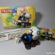 Juegos construcción - Tente: TENTE ASTRO DESINTEGRADOR DE RAYOS LASER 0650. Lote 128904627