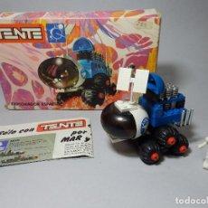 Juegos construcción - Tente: TENTE ASTRO EXPLORADOR ESPACIAL 0652. Lote 128905071