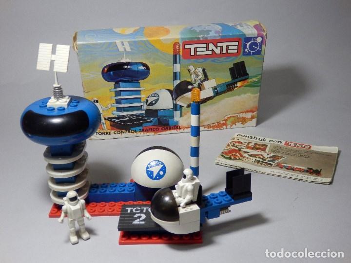TENTE ASTRO TORRE CONTROL TRAFICO ORBITAL 0655 (Juguetes - Construcción - Tente)