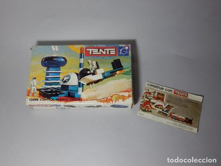 Juegos construcción - Tente: Tente astro torre control trafico orbital 0655 - Foto 4 - 128905483