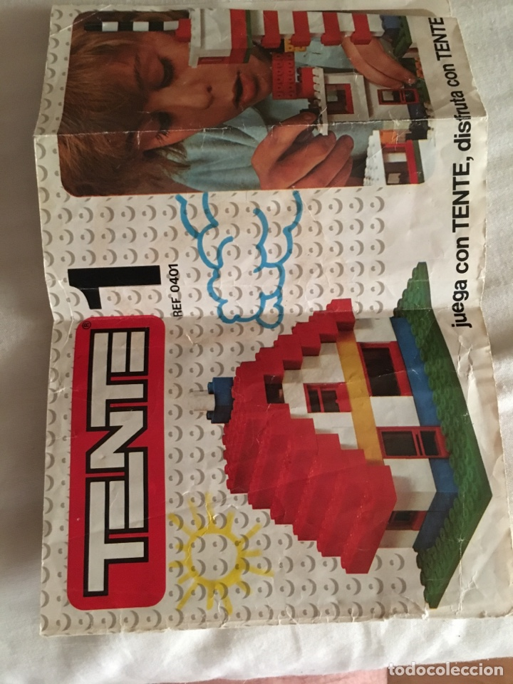 Juegos construcción - Tente: CAJA TENTE 1 - Foto 4 - 130800987