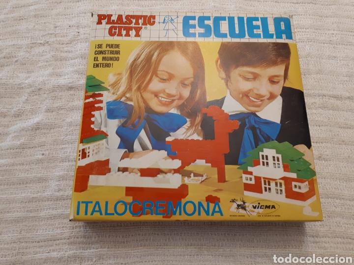 Juegos construcción - Tente: Escuela Plastic City juego construcción tipo Tente de Italocremona - Foto 2 - 133419981
