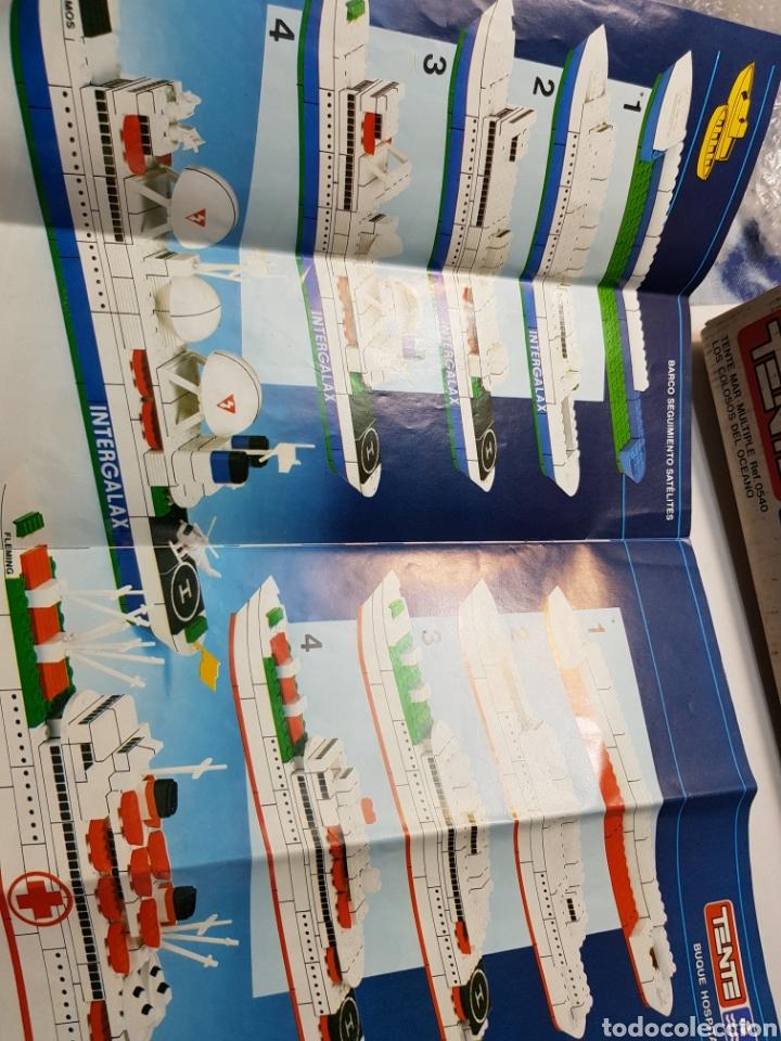 Juegos construcción - Tente: Tente Caja y catálogo Los Colosos del Mar 0540 - Foto 4 - 134418075