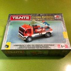 Juegos construcción - Tente: TENTE CAMIÓN DE BOMBEROS 1998 BORRAS REF 70036. Lote 135171197