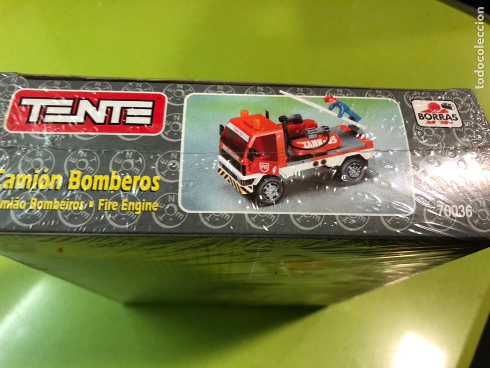Juegos construcción - Tente: Tente camión de bomberos 1998 borras ref 70036 - Foto 3 - 135171197