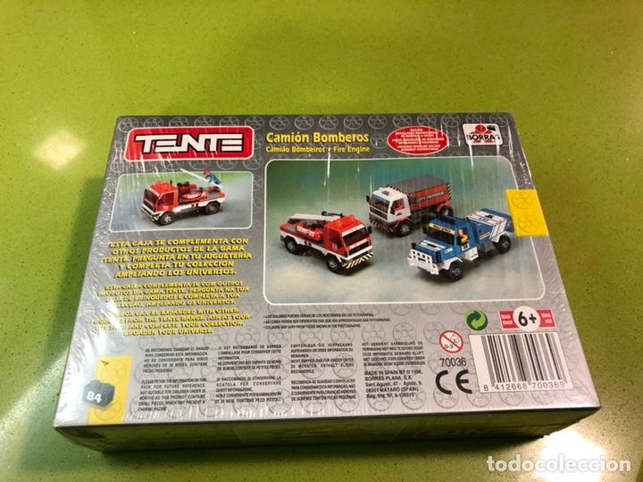 Juegos construcción - Tente: Tente camión de bomberos 1998 borras ref 70036 - Foto 4 - 135171197