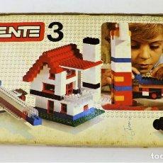 Juegos construcción - Tente: TENTE 3 DE EXIN. Lote 135790106
