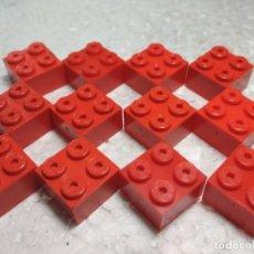 Jogos construção - Tente: ROJO JACENA 2X2 - TENTE (12 UNIDADES). Lote 190294858