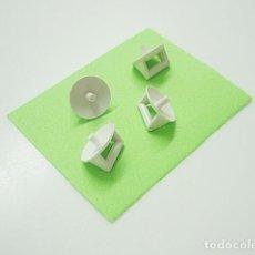 Jogos construção - Tente: TENTE ANTENA PARABOLICA. SOLO PLATO. COLOR BLANCO. Lote 136145286