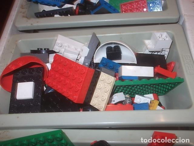 Juegos construcción - Tente: TENTE CAJA LOS VEHICULOS DE LAS GALAXIAS MUY BUEN ESTADO,BARATA - Foto 4 - 136308502