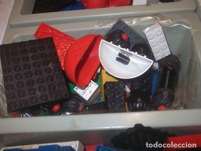 Juegos construcción - Tente: TENTE CAJA LOS VEHICULOS DE LAS GALAXIAS MUY BUEN ESTADO,BARATA - Foto 7 - 136308502