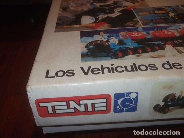 Juegos construcción - Tente: TENTE CAJA LOS VEHICULOS DE LAS GALAXIAS MUY BUEN ESTADO,BARATA - Foto 9 - 136308502