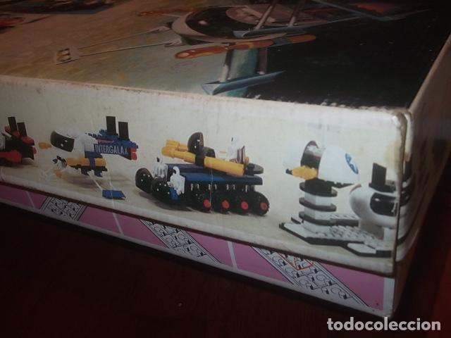 Juegos construcción - Tente: TENTE CAJA LOS VEHICULOS DE LAS GALAXIAS MUY BUEN ESTADO,BARATA - Foto 10 - 136308502