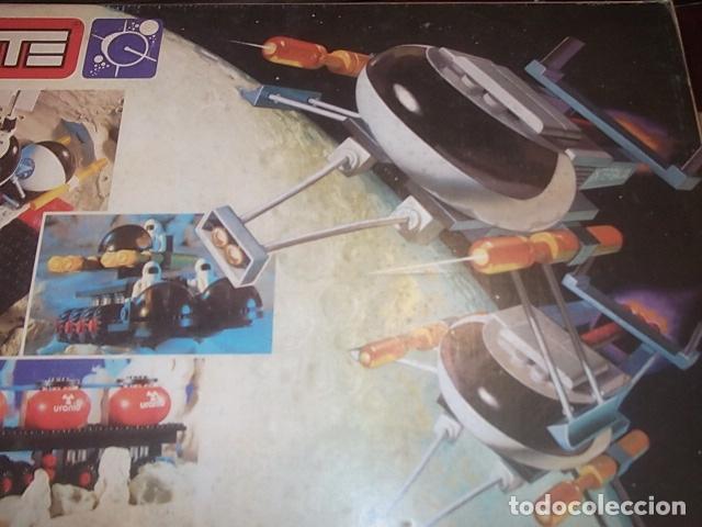 Juegos construcción - Tente: TENTE CAJA LOS VEHICULOS DE LAS GALAXIAS MUY BUEN ESTADO,BARATA - Foto 11 - 136308502