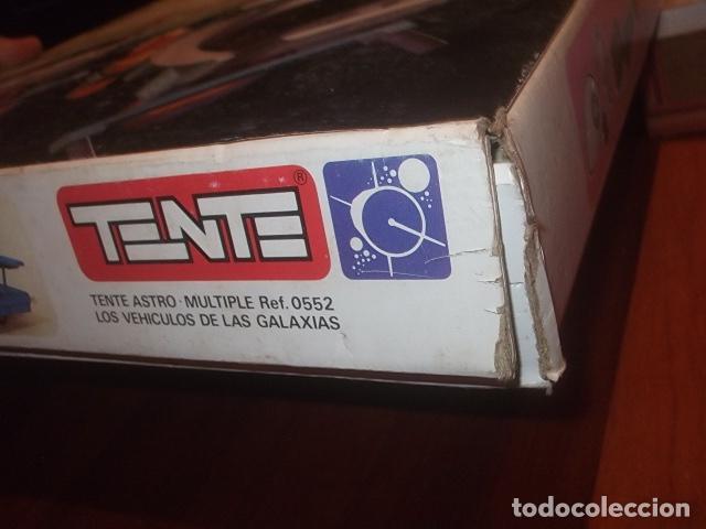 Juegos construcción - Tente: TENTE CAJA LOS VEHICULOS DE LAS GALAXIAS MUY BUEN ESTADO,BARATA - Foto 13 - 136308502