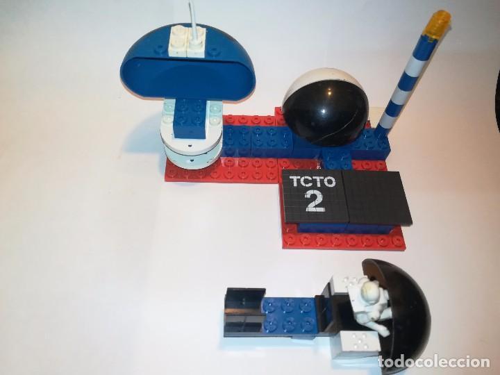 TENTE ASTRO REF 0655 TORRE CONTROL TRAFICO ORBITAL EXIN MODELO ORIGINAL (Juguetes - Construcción - Tente)