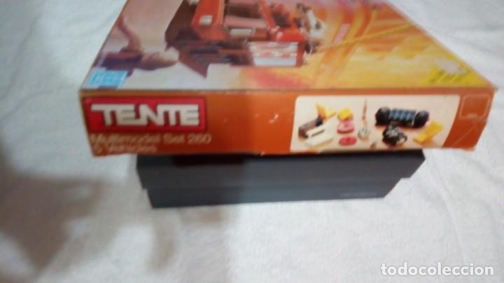 Juegos construcción - Tente: TENTE LOTE RUTA AMERICANO SET 260 COMPLETO CAJA, INSTRUCCIONES Y PEGATINAS ORIGINALES - Foto 2 - 137880382