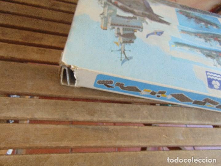 Juegos construcción - Tente: LOTE DE PIEZAS DE TENTE MAS CAJA LOS INTREPIDOS NAVIOS - Foto 5 - 138099942