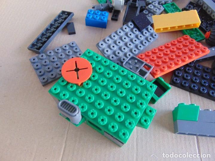 Juegos construcción - Tente: LOTE DE PIEZAS DE TENTE MAS CAJA LOS INTREPIDOS NAVIOS - Foto 33 - 138099942