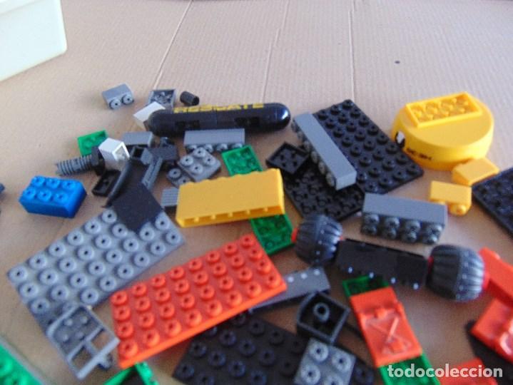 Juegos construcción - Tente: LOTE DE PIEZAS DE TENTE MAS CAJA LOS INTREPIDOS NAVIOS - Foto 34 - 138099942