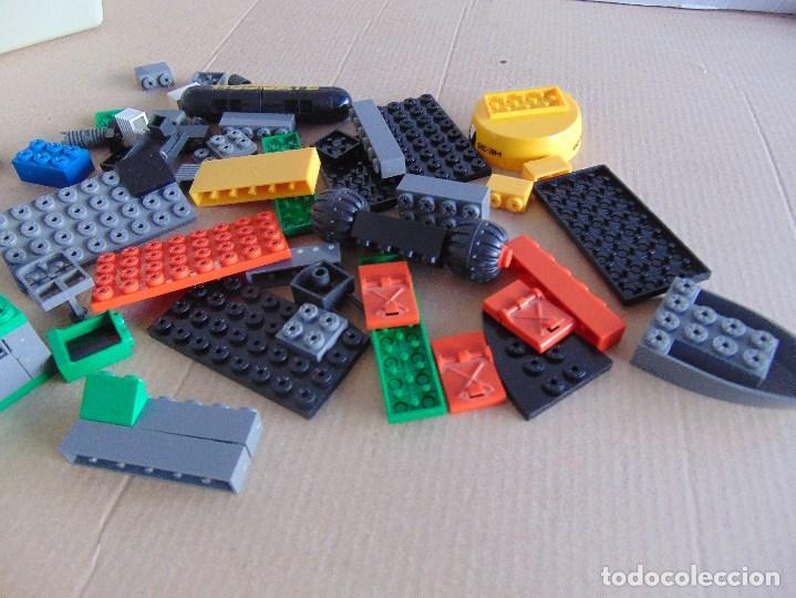 Juegos construcción - Tente: LOTE DE PIEZAS DE TENTE MAS CAJA LOS INTREPIDOS NAVIOS - Foto 35 - 138099942