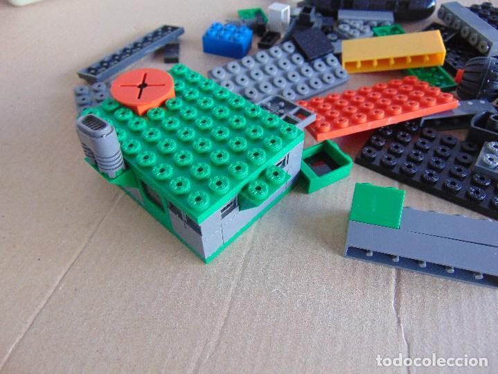 Juegos construcción - Tente: LOTE DE PIEZAS DE TENTE MAS CAJA LOS INTREPIDOS NAVIOS - Foto 36 - 138099942