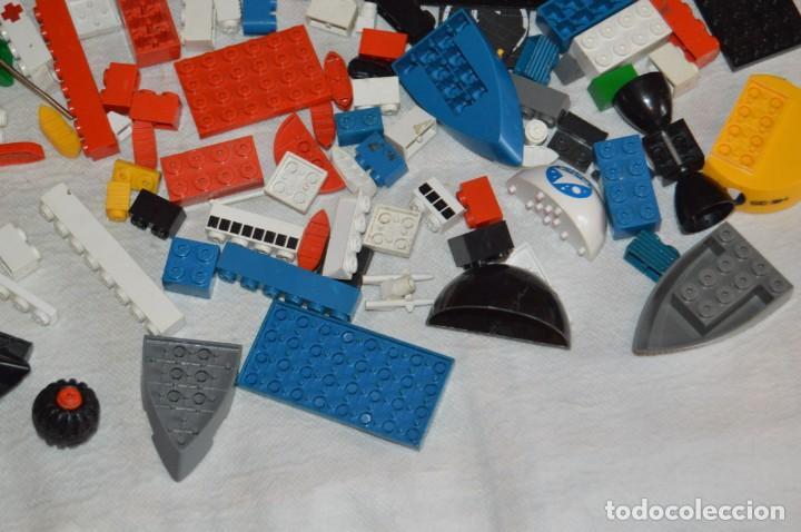 Juegos construcción - Tente: Vintage - GRAN LOTE PIEZAS Y ACCESORIOS TENTE - más CAJA vacía SET 2 REF. 0402 - EXIN MADE IN SPAIN - Foto 11 - 139175902