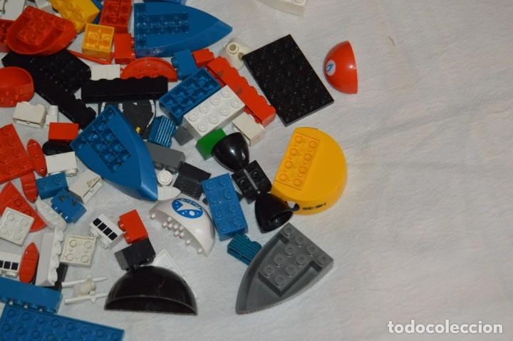 Juegos construcción - Tente: Vintage - GRAN LOTE PIEZAS Y ACCESORIOS TENTE - más CAJA vacía SET 2 REF. 0402 - EXIN MADE IN SPAIN - Foto 12 - 139175902