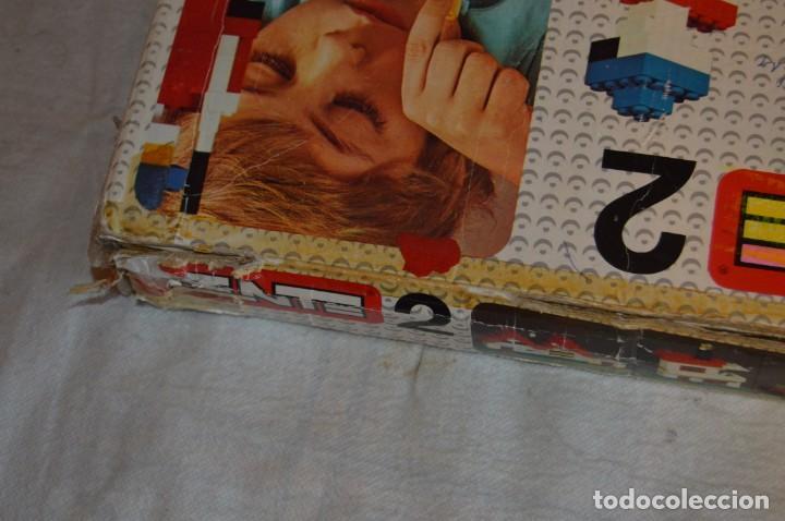 Juegos construcción - Tente: Vintage - GRAN LOTE PIEZAS Y ACCESORIOS TENTE - más CAJA vacía SET 2 REF. 0402 - EXIN MADE IN SPAIN - Foto 23 - 139175902