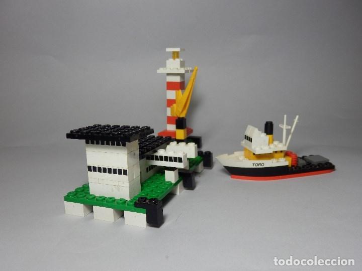 Juegos construcción - Tente: Tente 0620 Estacion maritima y remolcador Toro - Foto 2 - 140759574