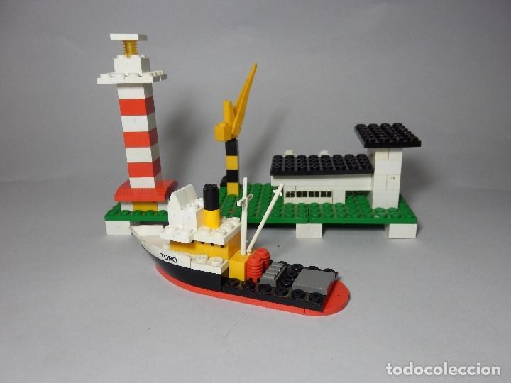 Juegos construcción - Tente: Tente 0620 Estacion maritima y remolcador Toro - Foto 3 - 140759574