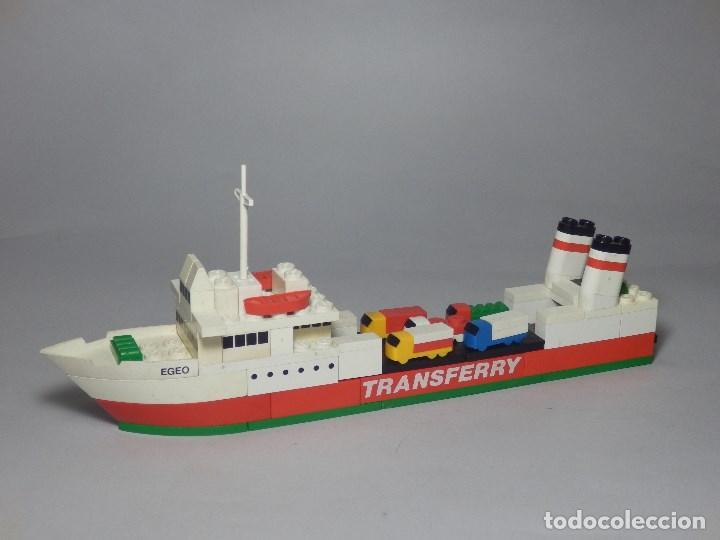 TENTE 0614 TRANSFERRY EGEO (Juguetes - Construcción - Tente)