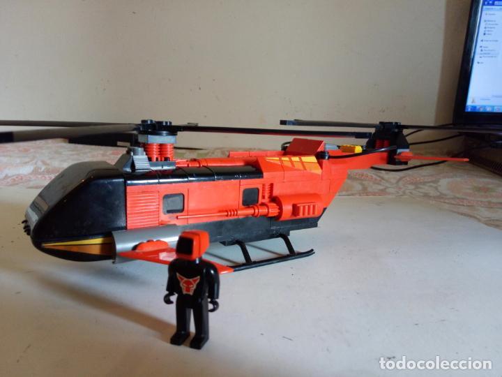 HELICOPTERO TENTE. (Juguetes - Construcción - Tente)