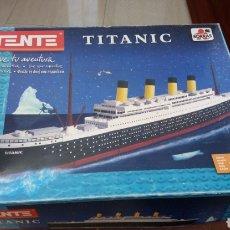 Juegos construcción - Tente: TENTE TITANIC. Lote 142996176