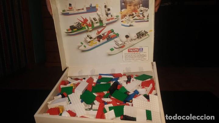 Juegos construcción - Tente: Tente Exin ref. 0540 Los Colosos del oceano y muchas piezas catalogos mas època Nancy - Foto 9 - 144338226