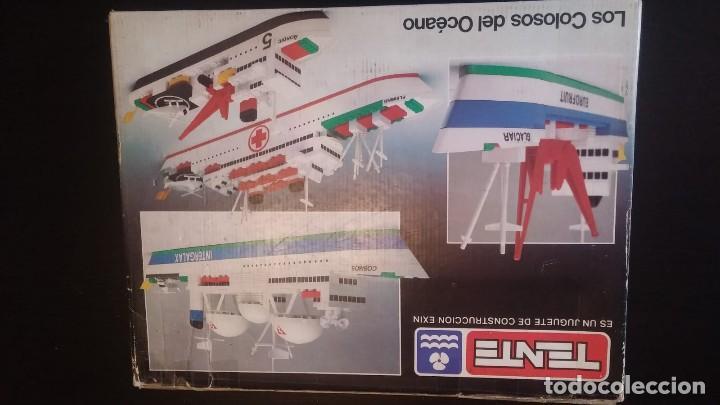 Juegos construcción - Tente: Tente Exin ref. 0540 Los Colosos del oceano y muchas piezas catalogos mas època Nancy - Foto 12 - 144338226