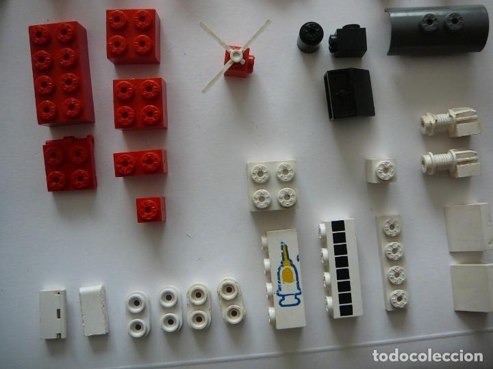 Juegos construcción - Tente: Lote de piezas Tente. Años 80 - Foto 5 - 146385846