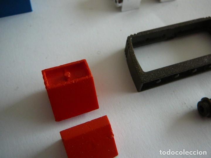 Juegos construcción - Tente: Lote de piezas Tente. Años 80 - Foto 8 - 146385846