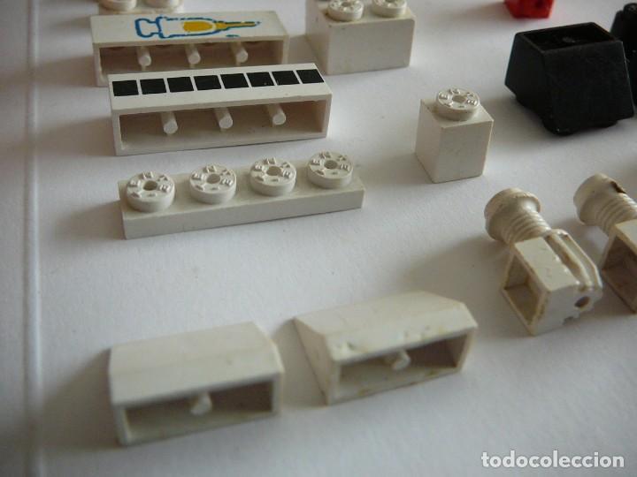 Juegos construcción - Tente: Lote de piezas Tente. Años 80 - Foto 12 - 146385846