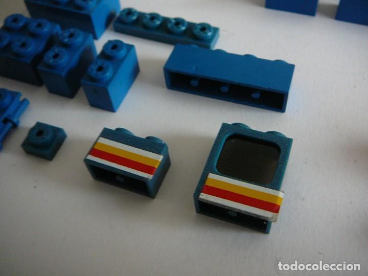 Juegos construcción - Tente: Lote de piezas Tente. Años 80 - Foto 16 - 146385846