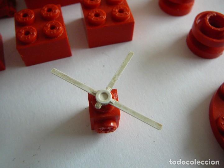 Juegos construcción - Tente: Lote de piezas Tente. Años 80 - Foto 17 - 146385846