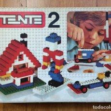 Juegos construcción - Tente: TENTE 402 / CON CAJA E INSTRUCCIONES DE MONTAJE. Lote 152429302