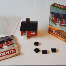 Juegos construcción - Tente: TENTE 501 (1972-1976) 100% COMPLETO.. Lote 156698526