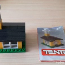 Juegos construcción - Tente: TENTE MINI 507 CON MANUAL ORIGINAL.. Lote 156871402